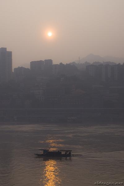 Рассвет над Янцзы (Чунцин)